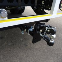 Tow bar Pintle Hook Combo